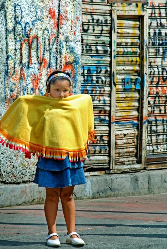 El Barrio Bravo, Tepito, DF, México, 2007.