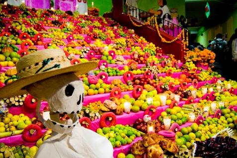 Mixquic, México, 2007.
