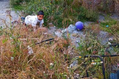 DAYA, ong de apoio a mães adolescentes. Cuajimalpa, DF, México, 2007.