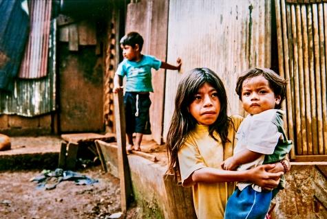 Aldeias Guaranis M'byas, São Paulo, SP, 2006.